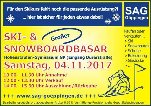 Anzeige für Wintergruß 2017